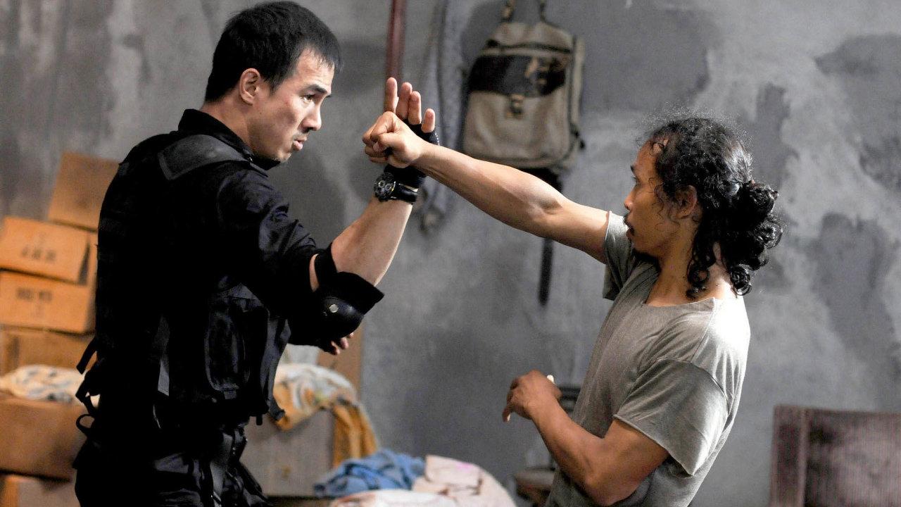 Zátah: Vykoupení (The Raid, Indonésie/Francie/USA 2011), sobota 5.6., ČT 2 22:20