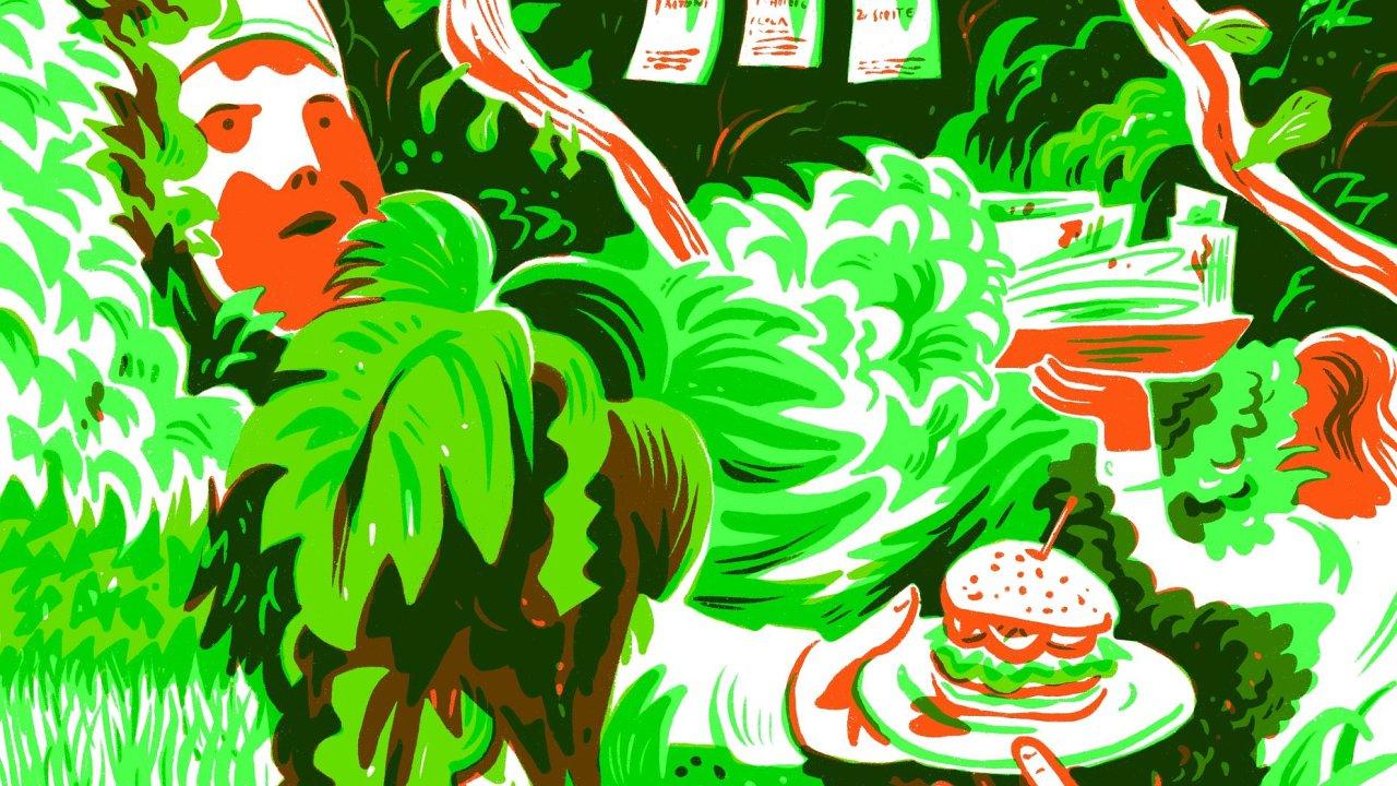 Vegetariánské uzeniny nebo burgery se nejčastěji vyrábějí ze směsi sóji a dalších luštěnin, zeleniny, koření a dalších přísad, například vaječného bílku.