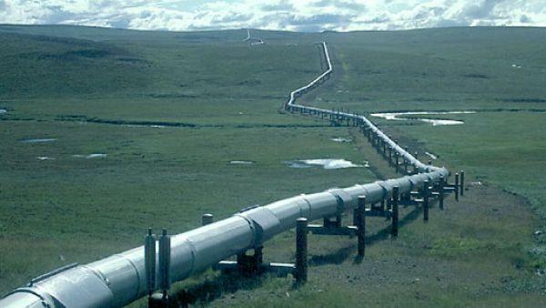 Plynovod - Ilustrační foto.