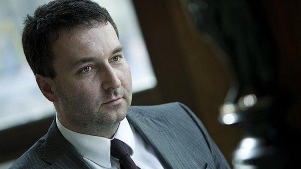 Pavel Dvořáček, předseda představenstva R. Jelinek Group