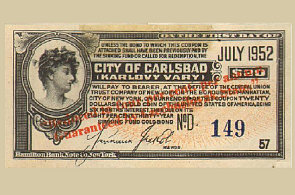 Karlovarské dluhopisy z roku 1924
