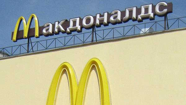 McDonald´s, Moskva: Rusko je dnes rozmazlená konzumní společnost jako každá jiná.