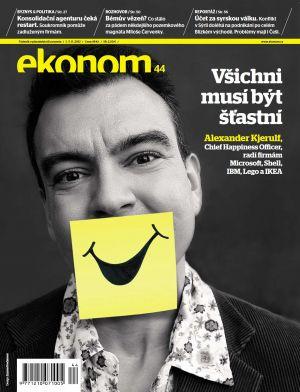 Týdeník Ekonom - č. 44/2012