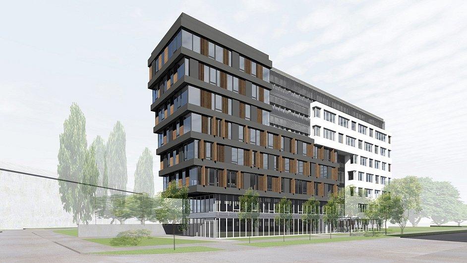Tetris Office Building