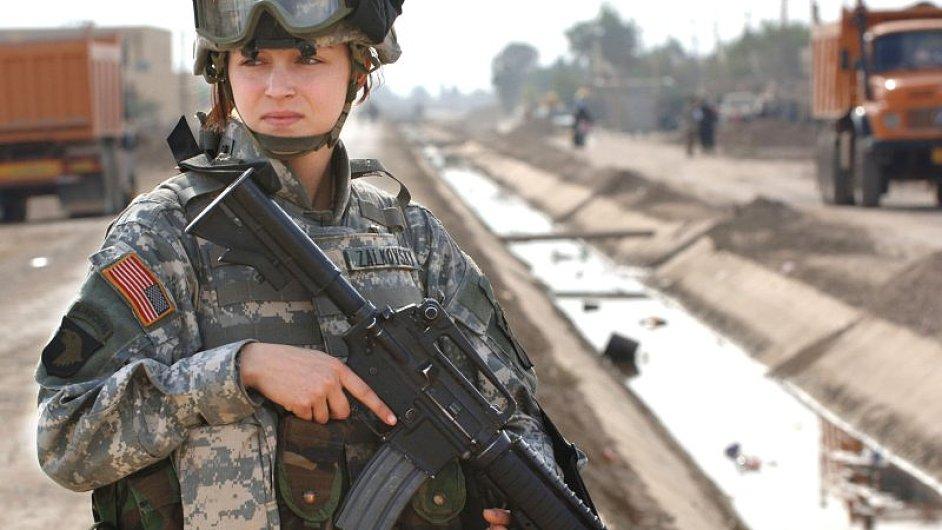 Ženy v armádě