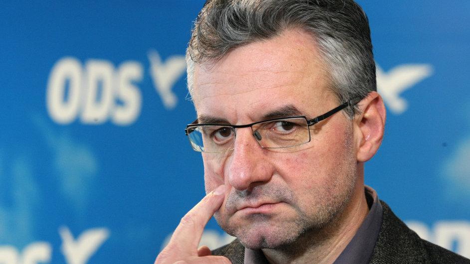 Jan Zahradil, lídr ODS v eurovolbách