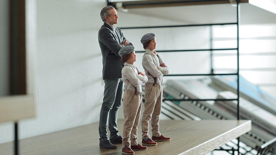 Fotofigurky z hamburského studia Twinkind