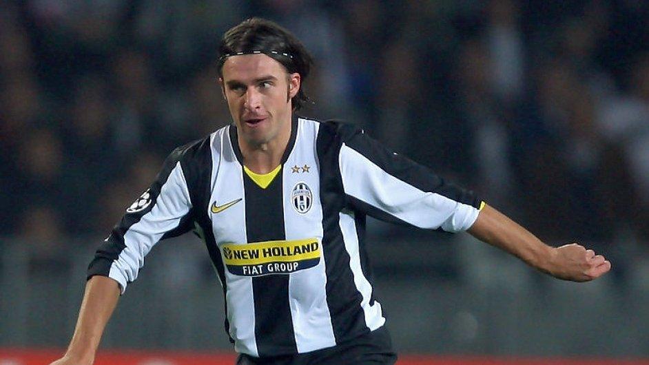 Zdeněk Grygera v dresu Juventusu