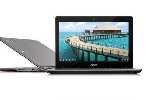 Acer C720: Nejlevnější Chromebook má dost výkonu a zvládne i offline úpravy souborů MS Office