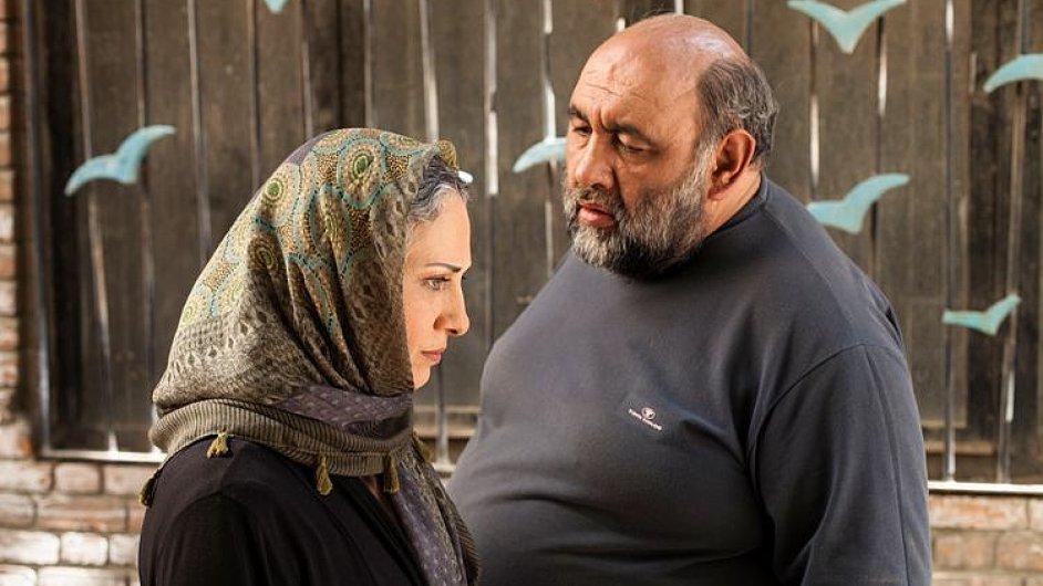 Íránský film Parvíz