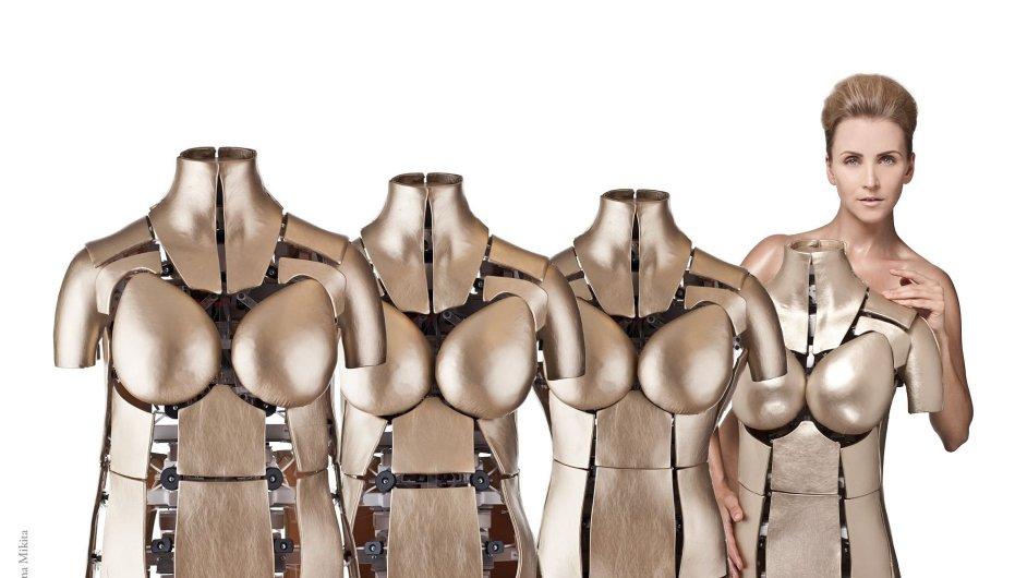 Bioroboti - krejčovské panny