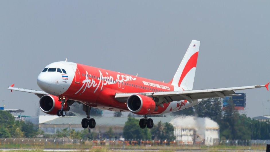 AirAsia z Malajsie patří mezi průkopníky nízkonákladového létání. Celosvětově je třetí.