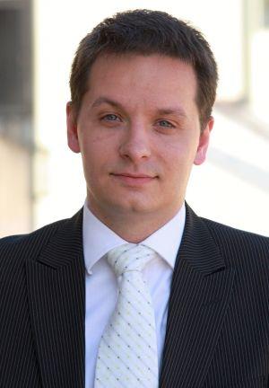 Michal Stránský, ředitel ostravské kanceláře poradenské a auditorské společnosti PwC Česká republika