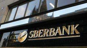 Pra�sk� pobo�ka rusk� banky Sberbank