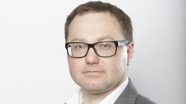 Šéf zahraniční rubriky Martin Ehl.