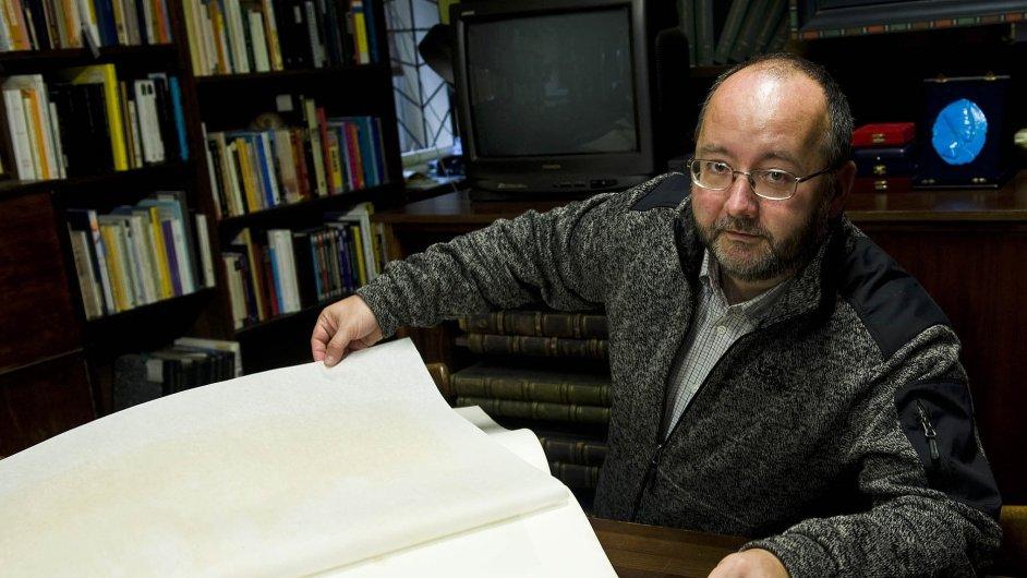 Prof. Mgr. Miroslav Bárta, Dr.