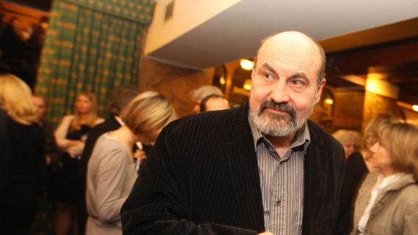 Kněz a teolog Tomáš Halík na archivním snímku.
