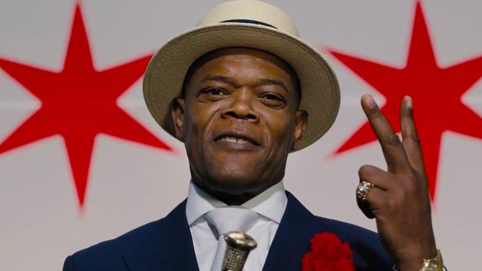 Jednu z hlavních rolí ve filmu Chi-Raq ztvárnil Samuel L. Jackson.