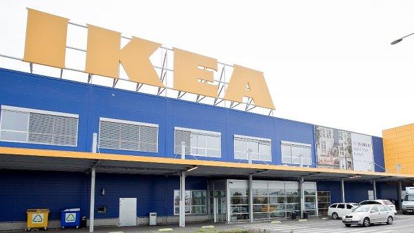 Ikea m� po cel�m sv�t� 330 obchodn�ch dom� - Ilustra�n� foto.