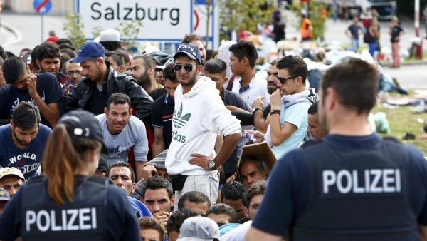 Policisté dostali nařízení, aby se připravili na případné obnovení kontrol na hranicích - Ilustrační foto.