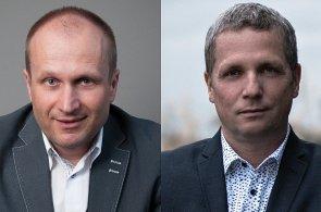 Martin Zlesák a Zbyněk Müller, top management společností TUkas Group