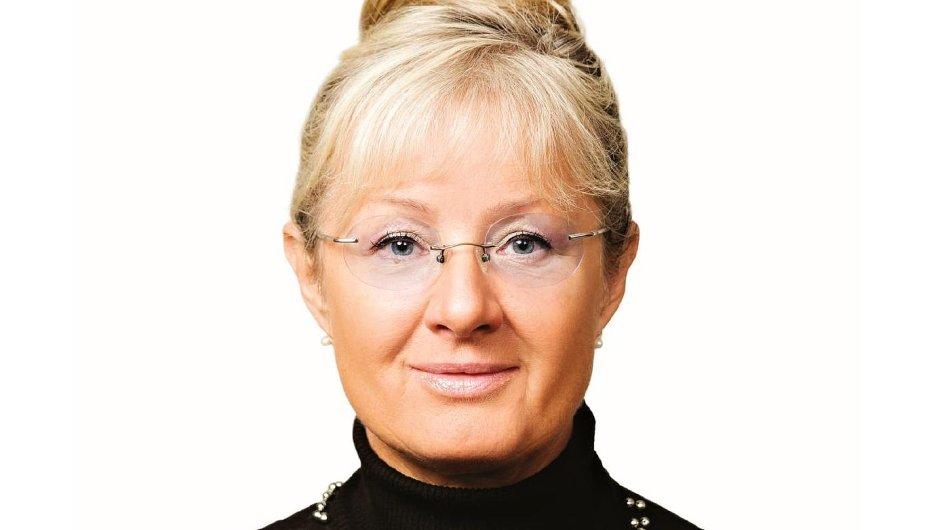 Jana Sosna Voňavková, senior PR manager advokátní kanceláře Taylor Wessing