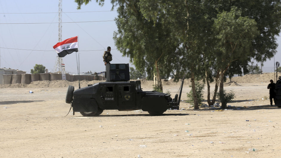 IRAK BOJE FALLUDZA