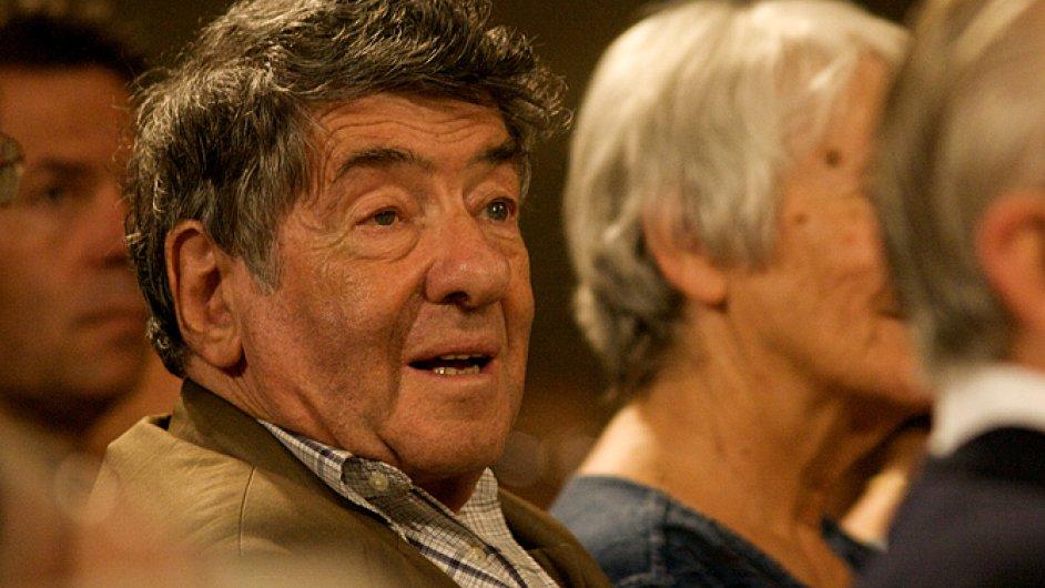 Harry Halbreich do Prahy poprvé přijel roku 1958 a nepřestal se vracet.