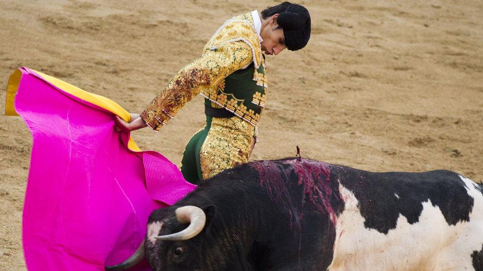Španělsko, toreador, Barrio, korida, býčí zápasy