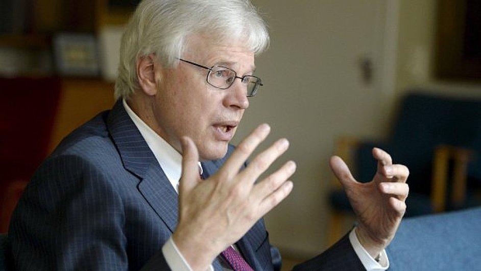Bengt Holmstrom - Nobelova cena za ekonomii