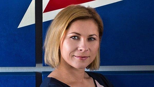 Tatiana Ďuricová, generální ředitelka a předsedkyně představenstva slovenského rádia Evropa 2