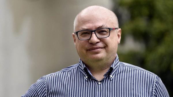 Spoluzakladatel Kiwi.com Jiří Hlavenka.