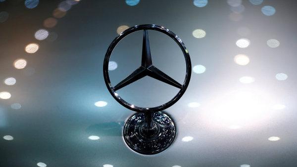Nejprodávanější prémiovou značkou se Mercedes stal po devíti letech - Ilustrační foto.