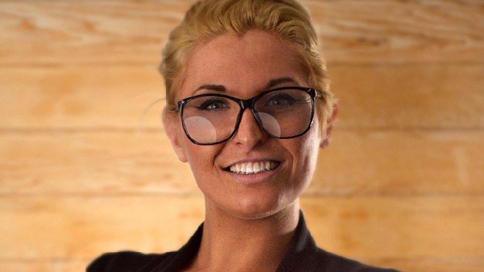Elen Sýkorová, Senior Project Manager agentury AITOM