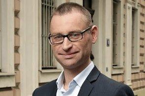 Radim Pařík, CEO Delta Capital