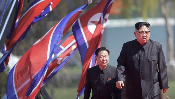 Severokorejský vůdce Kim Čong Un - Ilustrační foto.