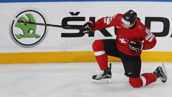 Škoda je sponzorem mistrovství světa v hokeji už 25 let.