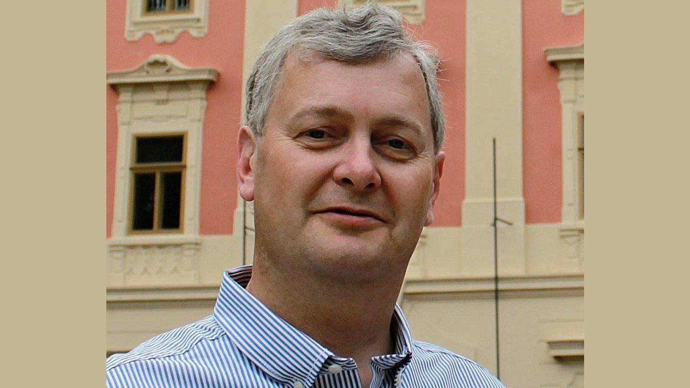 Jiří Sedláček, business account manažer společnosti Epsonu