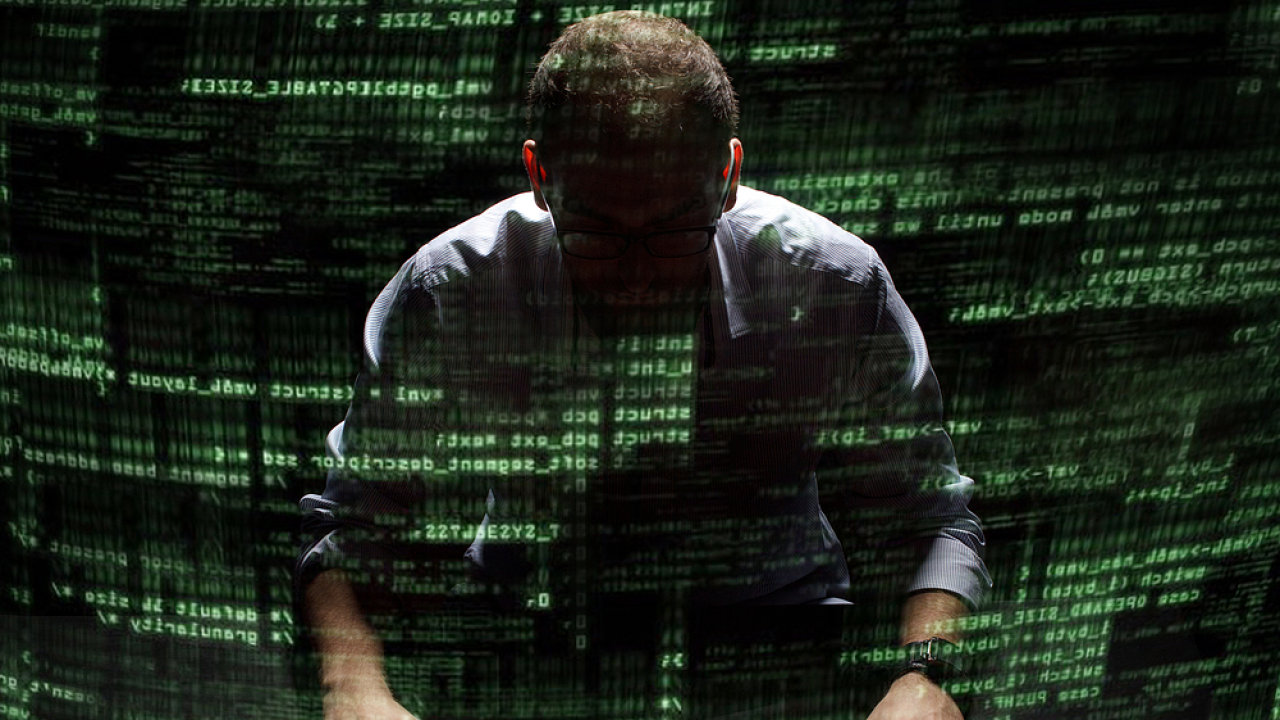 Hacker - Ilustrační foto.