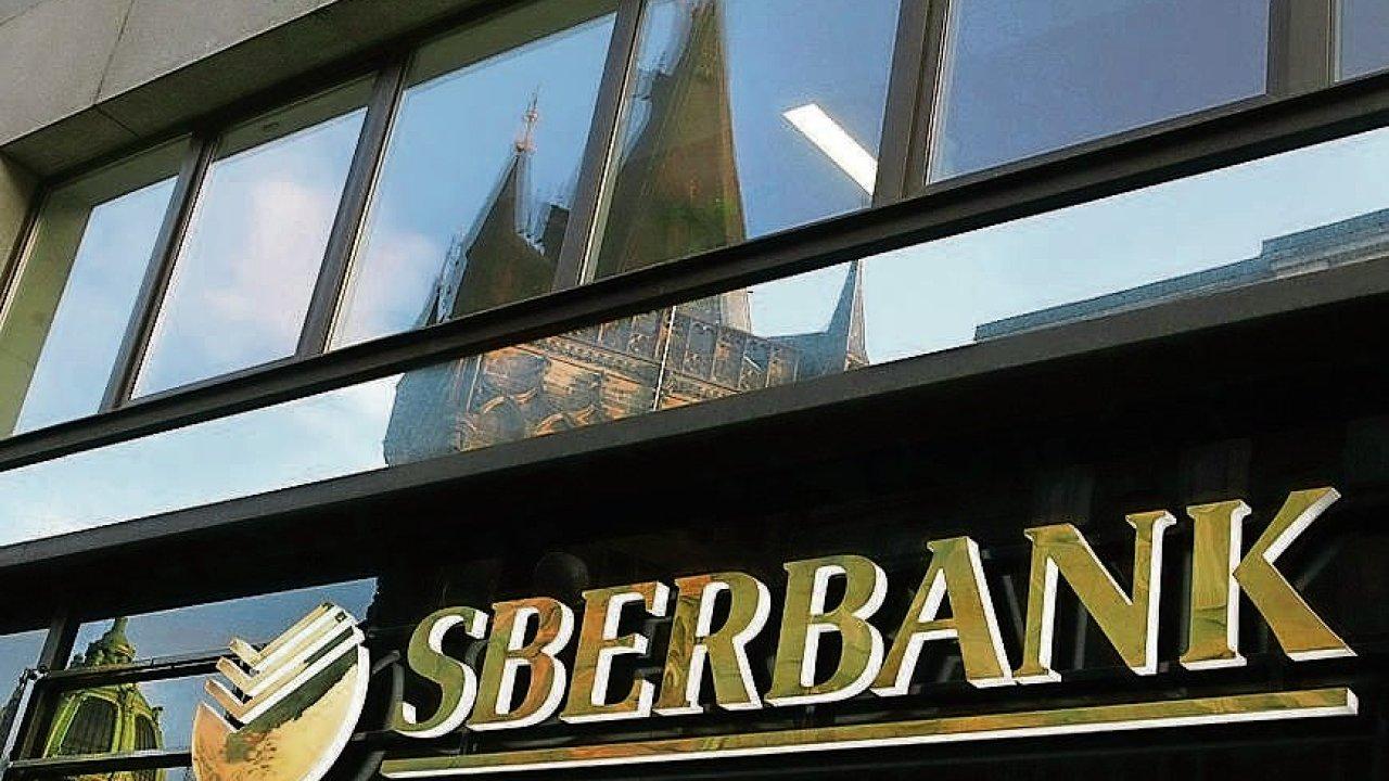 Sberbank je největší ruskou bankou. Kontroluje ji stát a na trhu má dominantní pozici.