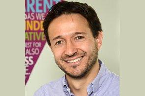 Esteban Davalos, marketingový a trade marketingový ředitel pobočky Reckitt Benckiser v Maďarsku