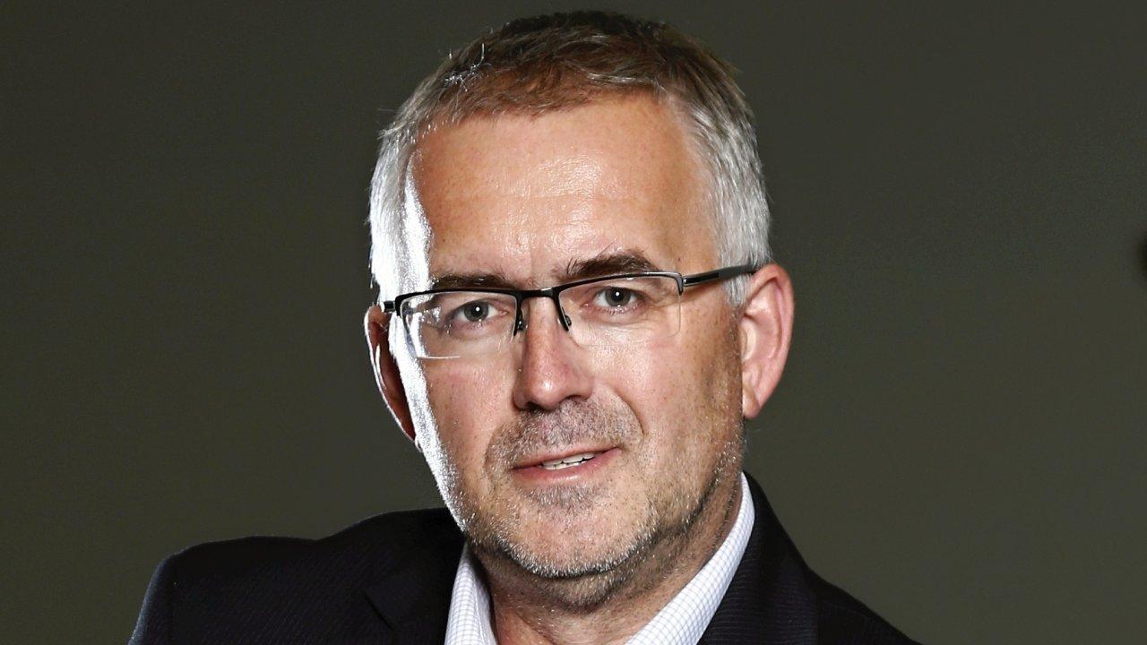 Tomáš Vaněk, PR manažer dealerské skupiny Auto Palace