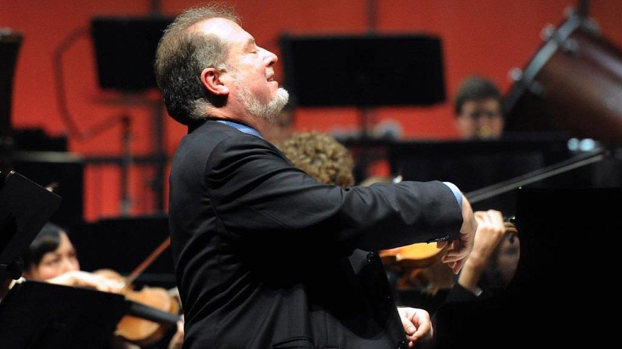 Sólista koncertu Garrick Ohlsson se vloni v pražském Rudolfinu zúčastnil Klavírního festivalu Rudolfa Firkušného.