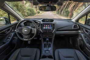 Odvážné Subaru Impreza řeklo ne naftě, ano automatu a 4 x 4