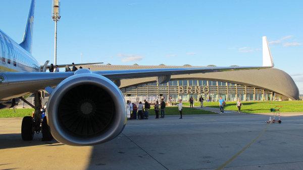 Letiště Brno – ilustrační foto.