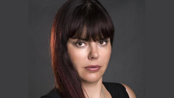 Lucie Kubenová, právní poradkyně společnosti Pfizer pro Českou a Slovenskou republiku