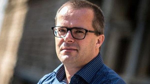 Josef Pazderka, šéfredaktor Aktuálně.cz