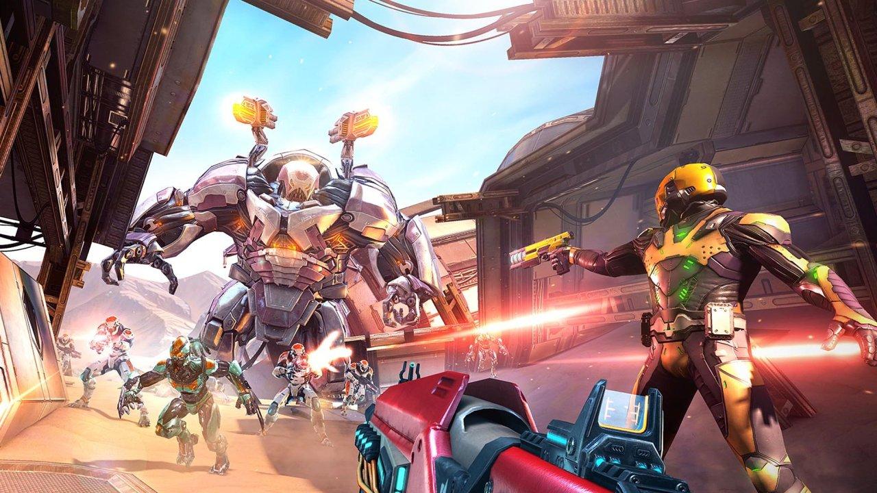 Milion apůl registrovaných hráčů měla hra Shadowgun Legends brněnského studia už týden před vydáním. Vyšla tento čtvrtek.
