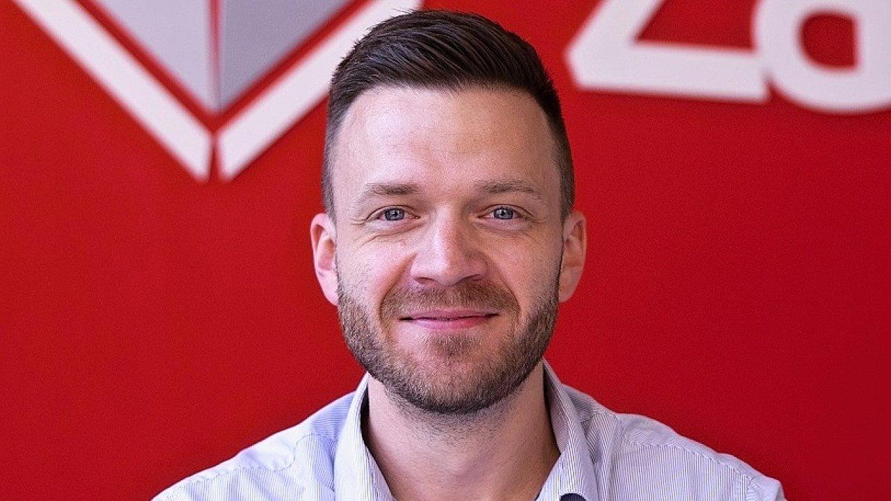 Jan Vintr, ředitel IT Zásilkovny a dalších firem ve skupině Packeta