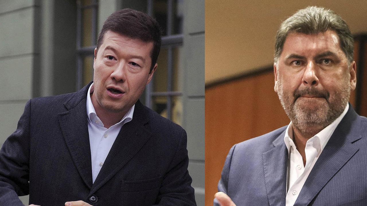 Blízké vztahy mezi Hradem apředsedou SPD Tomiem Okamurou potvrdila páteční schůzka mezi poradcem prezidenta Miloše Zemana Martinem Nejedlým aOkamurou.